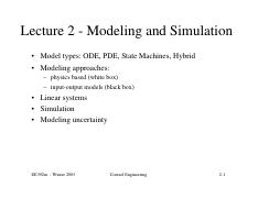 Lecture2_Models