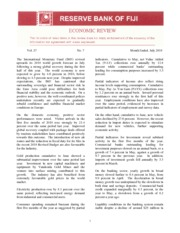 Economic Review - July 2010