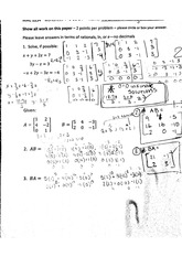 Differential equations, Double integrals, Probability worksheet