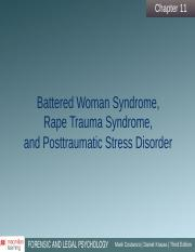 Lecture Slides Class 11- BWS-RTS-PTSD.pptx
