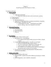 Exam Three Notes CRJU 341
