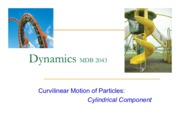 Dynamics Lecture-3a