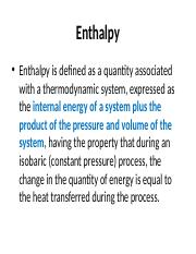 RAC E Enthalpy,Entropy, Humidity 4 Mar 18.pptx