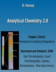 Chem2813-L21-Ch12-Intro Chromatography-2017.03.31 (1)