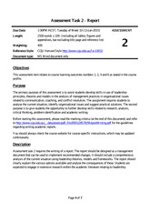 Leadership Assessment 2 - Report