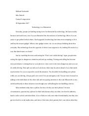 Formal Composition Papers.docx