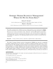 SHRM Where do we go from here.pdf