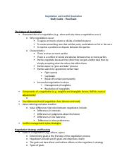 Negotiation and Conflict Resolution - Study Guide_Final Exam.docx