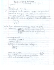 Chemistry Notes 1