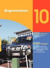 Chap10 - Depreciation