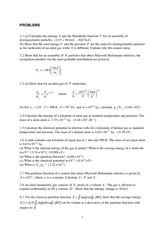 Statistical and Solid Physics Notes tut_34