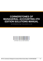 cornerstones-of-managerial-accounting-4th-edition-solutions-manual