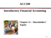 ACC100 Porter Chapter 11 Break-Out