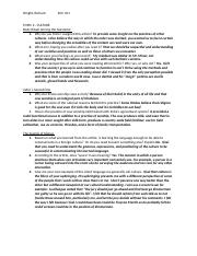 Assignment I - Culture and Socialization - Wright, Richard.doc