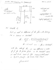 ENGG 201 (Fall 2013) - Chapter 8 - Winter 1993 Final b - Solution