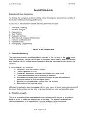 CASE METHODOLOGY Document(1).doc