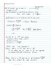 Stochastic Processes 7