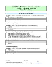 Study Guide 1F (14 pages) FMA6e Accounting in Business(1).doc