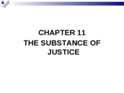 chapter11-Justice