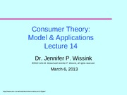 z14-consumer theory apps jpw