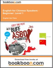 English for Chinese Speakers - Beginner_ Level 1