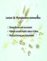 Lect 18 Phytop comm_class.ppt