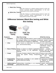 Blackwhite Box Testing.docx