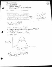 Notes on Mineral Nucleation, Surfaces