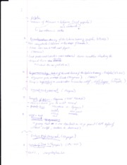 CLA 203 - Important structures_regions (notes)