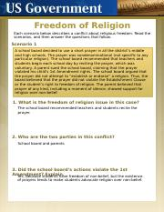 4.15 Freedom of Religion.pptx