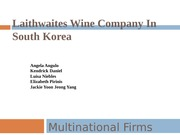 Laithwaites Wine Company In Korea 1.0 3