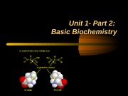 Fundamental Biochemistry update Fall 2010 part B no notes