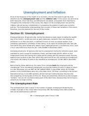 Unemployment and Inflation.docx