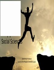 Topic 1 Course Introduction (Applied Social Science).pptx