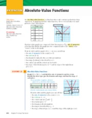Absolute-Value Functions_Notes_and_Homework