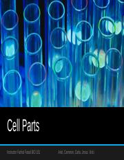 Cell Parts.pptx
