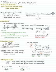 Lecture 3 Work, Heat Transfer Modes