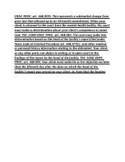 CRIMINAL LAW (INSANITY) ACT 2006_0303.docx