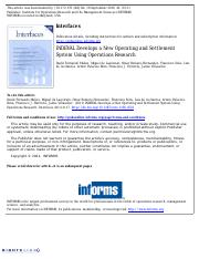 INDEVAL Develops a New Operating and Settlement System Using Operations Research.pdf