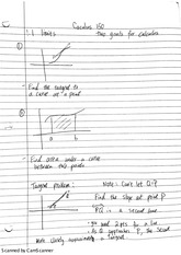 tangent problem note