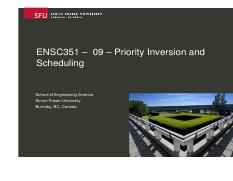 Ensc351-09-Priority_Inversion