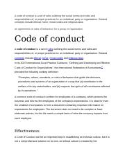 code of conduct.docx