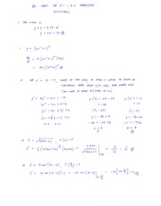Ch 3.1-3.6 Practice Solutions