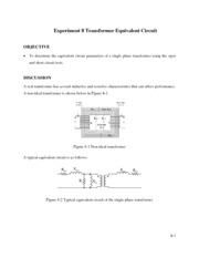 Experiment_8_Transformer_Equivalent_Circuit