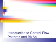 IS365IntroductionToControlFlowPatterns