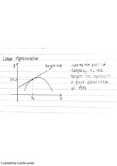 12. math102 linear approximation