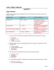 JADM 430 DeVry Midterm Exam