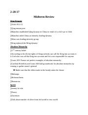World Empire Midterm Review.docx