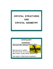 3-Crystal Structures