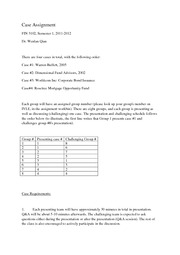Case AssignmentGuidelines (1)